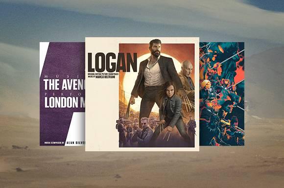 25% off Marvel Soundtracks