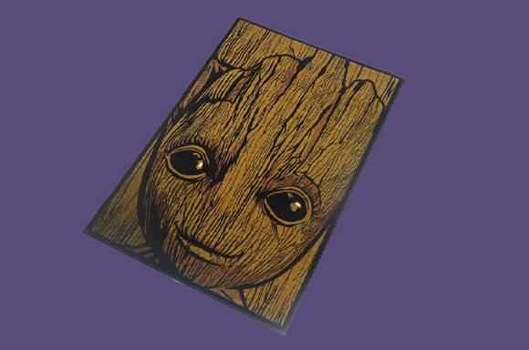 Guardians of the Galaxy Groot Rug - £19.99, RRP £39.99