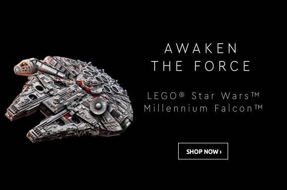 LEGO STAR WARS FALCON MILLENIUM