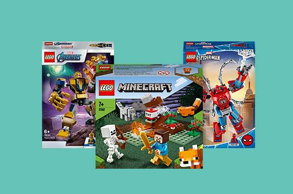 LEGO 3 for £20