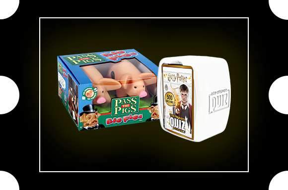 20% Off Card Games & Puzzles