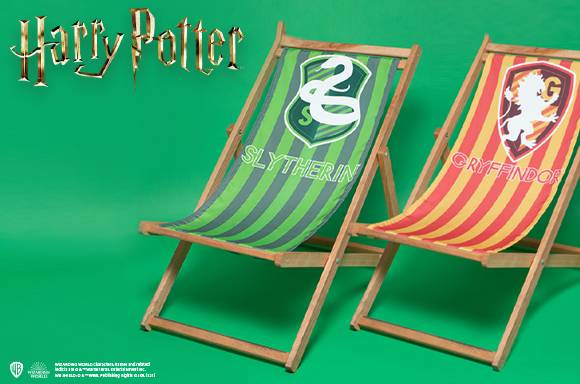 HARRY POTTER DECK CHAIRS