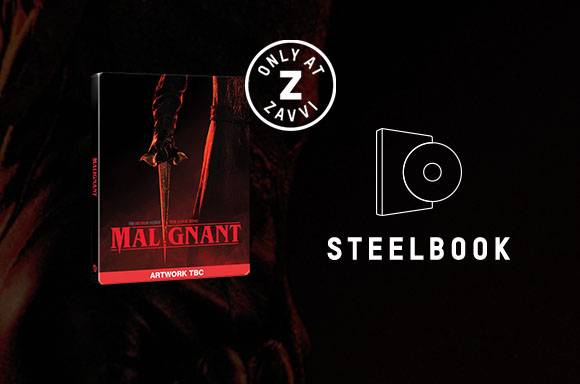 MALIGNANT STEELBOOK