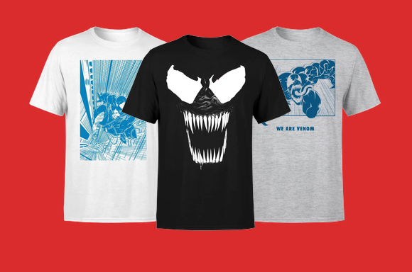 Venom Tees Just £8.99