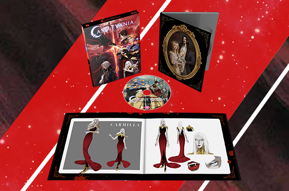Castlevania Season 2 Collector's Edition
