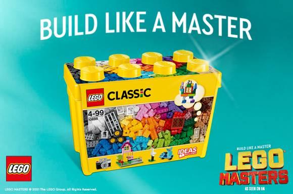 LEGO MASTERS (10698)