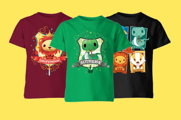 Kids Tees 2 For £7 or 3 For £10!