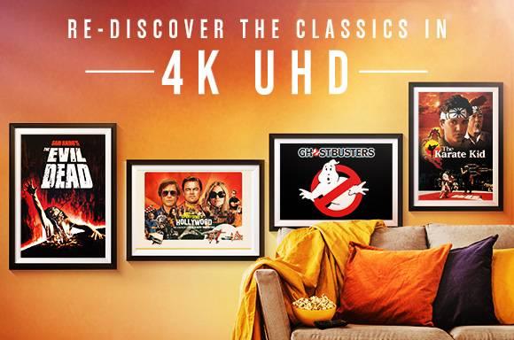 Sony 4K Films!