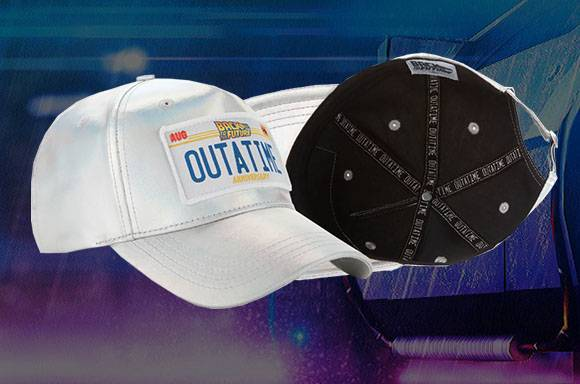 Back To The Future Cap