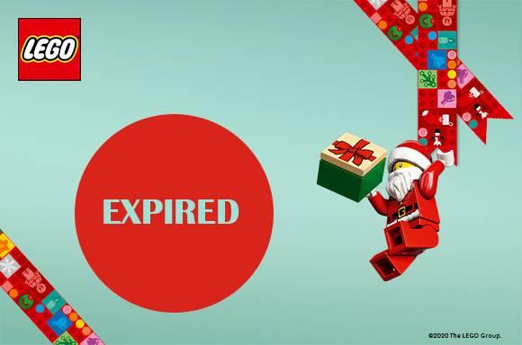 Lego 12 Days Of Christmas