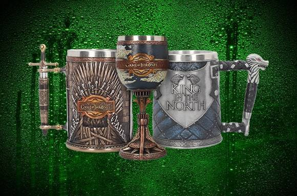 Game of Thrones Tankards & Goblets Price drops