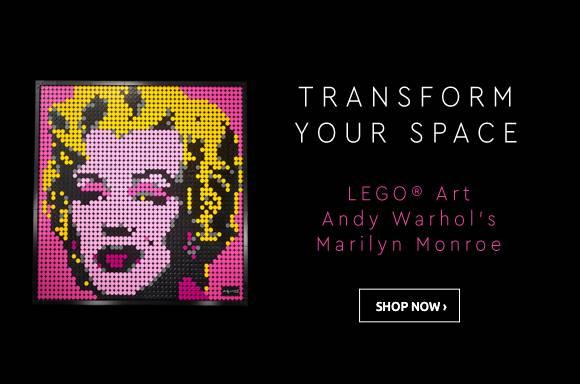 LEGO ANDY WARHOLE