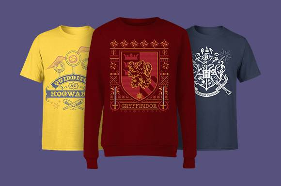 30% off Harry Potter Clothing!