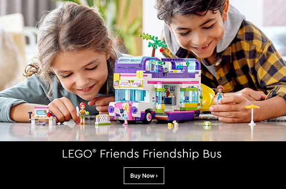 Free LEGO MiniFigure With Kids DC Tees