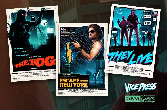 Officially Licensed Lithographs, Giclee Prints & Pin Sets