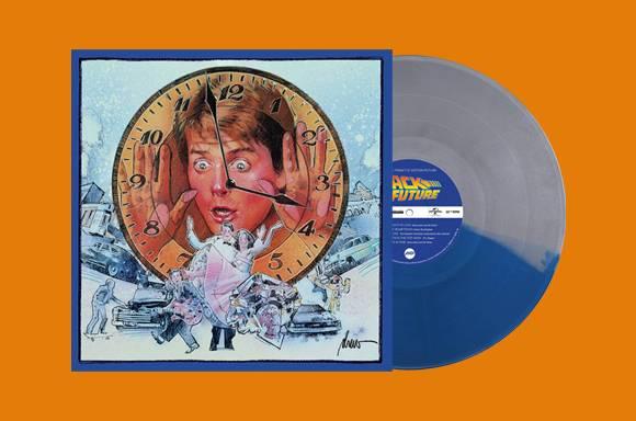 Mondo Back To The Future Original Soundtrack Album