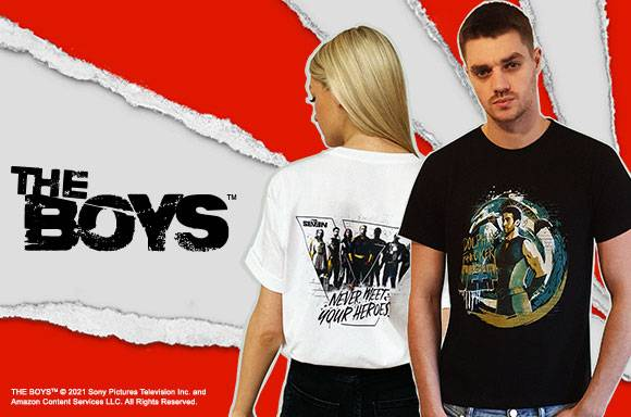 THE BOYS COLLECTION