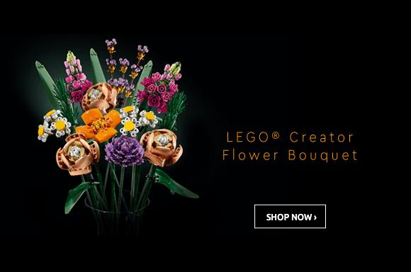 LEGO CREATOR FLOWER BOUQUET