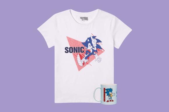 Sonic The Hedgehog Bundle