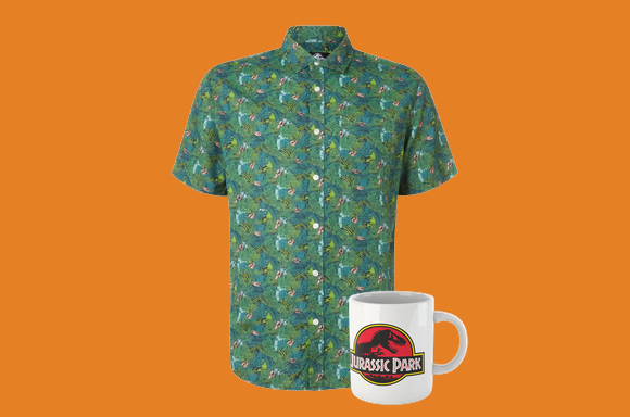 Limited Edition Printed Shirt & Mug - £24.99