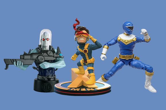3 For £30 Collectables!