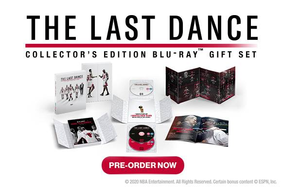 The Last Dance Collector's Edition