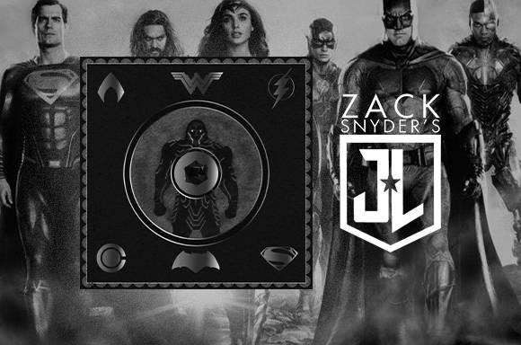 Mondo Zack Snyder's Justice League Soundtrack Vinyl