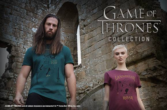 GAME OF THRONES IRON ANNIVERSAY COLLECTION