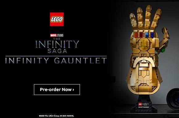 Hasbro Marvel Legends Infinity Gauntlet