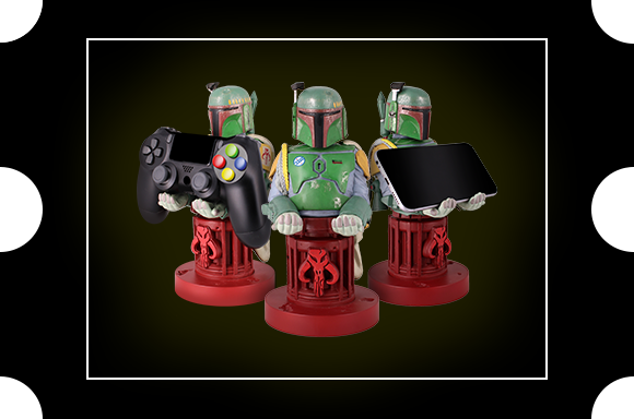 Star Wars Limited Edition Boba Fett Cable Guy - Zavvi Exclusive