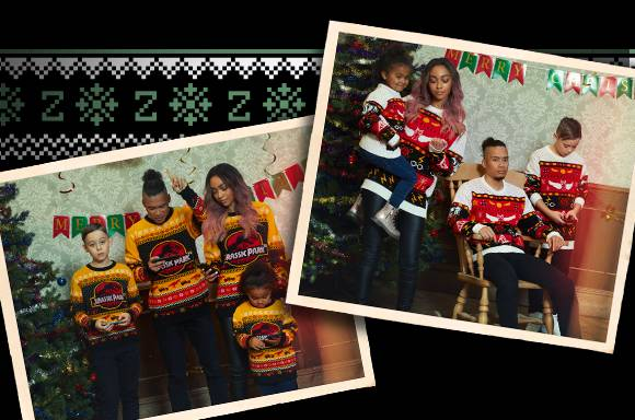 KNITTED CHRISTMAS JUMPERS!