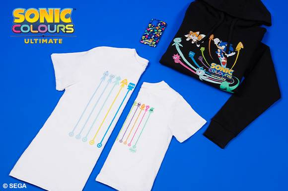 SONIC COLOURS ULTIMATE COLLECTION