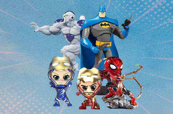 30% OFF COLLECTABLES