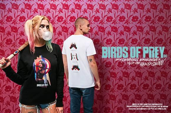BIRDS OF PREY COLLECTION 30% OFF!