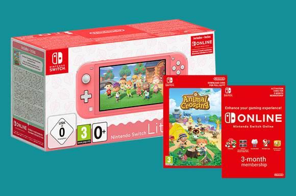 Nintendo Switch Lite Bundle