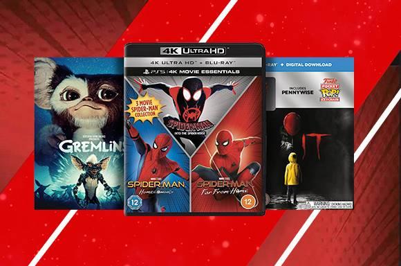 4K & Blu-ray Price Drops