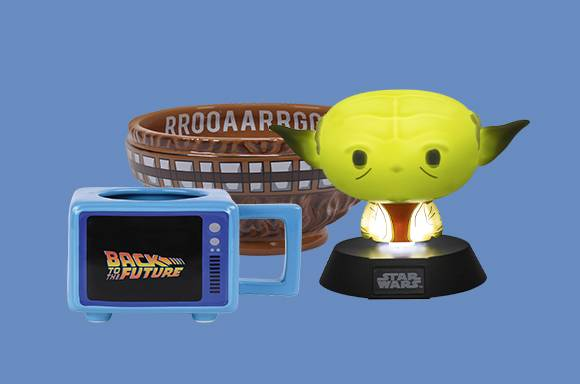 3 FOR £30 Sci-Fi Gifts!