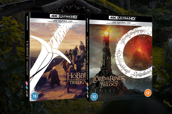 20% OFF MIDDLE EARTH Blu-Ray & 4k