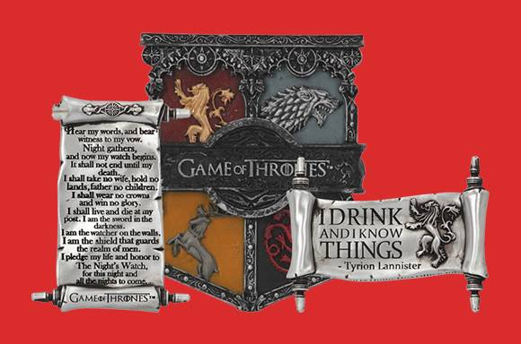 Game Of Thrones Magnets £4.99