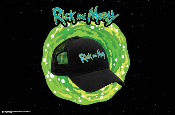 Milliner x Rick and Morty