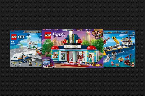 BAJADA DE PRECIOS LEGO