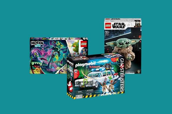 Bajada de precios en juguetes Sci-Fi