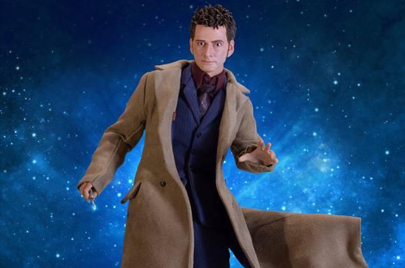 Figuras de edición coleccionistas de Doctor Who