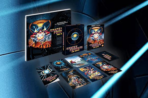 Transformers: La película 35 Aniversario -  Exclusivo en Zavvi