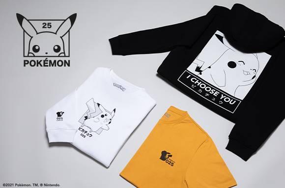 Mini colección 25º Aniversario de Pokémon