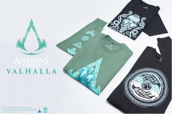 ROPA ASSASSIN'S CREED
