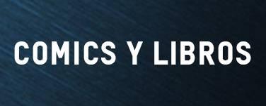 COMICS & LIBROS