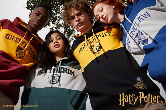 Colección House Pride de Harry Potter