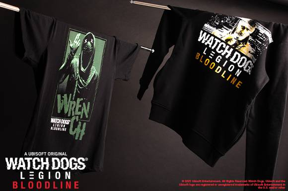 Colección Watch Dogs Bloodline