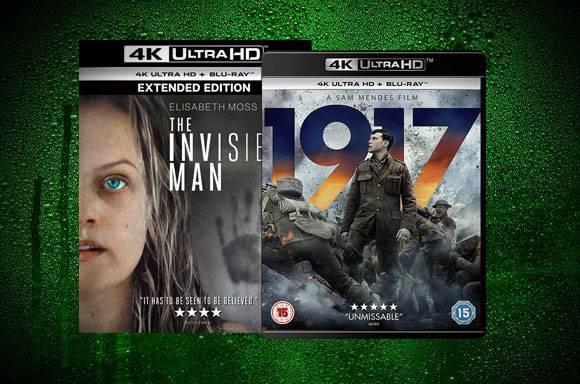 FILMS 4K Ultra HD 10,99€ seulement